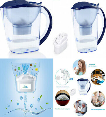 Wellblue Brand Alkaline Water Filter Pitcher 35l Make 2011 2012 Sysco Guest Supply Catalog Efficient Energy Use