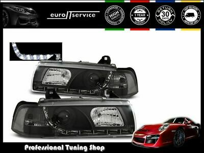 Headlights Lpbm54 Bmw 3 Series E36 Coupe Cabrio 1990-1996 1997 1998 1999 Led Rht