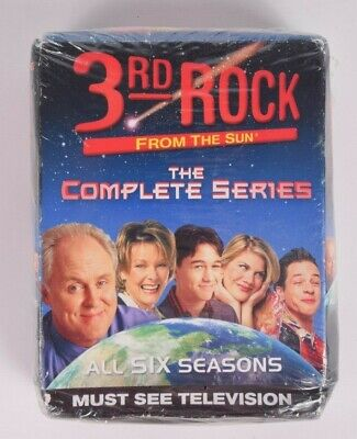 3rd Rock from the Sun - Complete Series on DVD (17-Disc Set from 2013)
