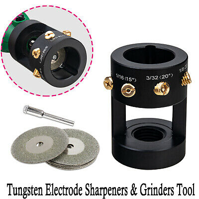 TIG Welding Tungsten Electrode Sharpener/Grinder Multi-function Tool for Welder