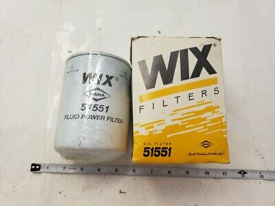 57116 Heavy Duty Spin-On Hydraulic Filter Pack of 1 WIX Filters