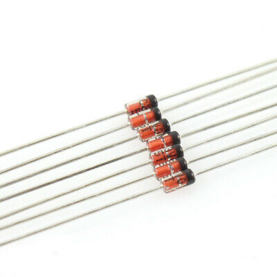 Zener 0.5W 13V Ammo Pack DO35 single diode DIOTEC SEMICONDUCTOR 40X ZPD13 Diode