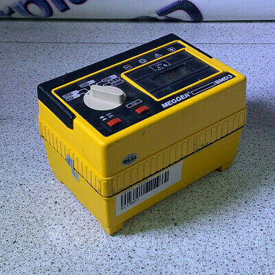 Megger BMD3 Portable Digital Electrical Insulation Continuity Tested