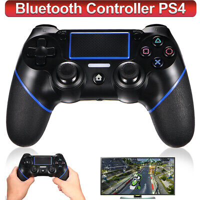 Wireless Bluetooth Gamepad Controller Fits Dualshock4 PS4 Sony PlayStation 4 USA
