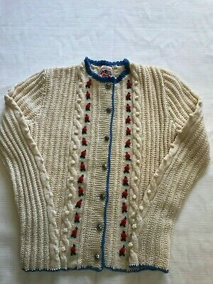 Vintage Childs Wool Sweater