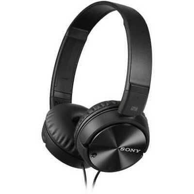 Sony Noise Cancelling Headphones MDRZX110NC - Black