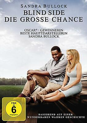 Blind Side (Die grosse Chance) DVD - Originalverpackt