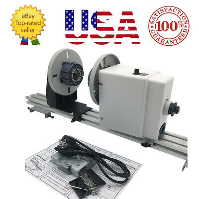 54'' 64'' 74'' Auto Media Take up Reel System Paper Pickup Roller Upgraded
