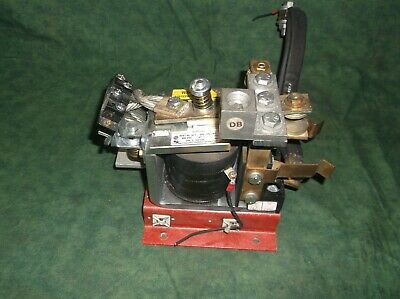 Hubbell 400 Amp Contactor # 14-429-470-605 (42447-L3)