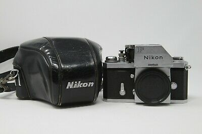 Nikon F with Photomic FTn Finder (Light Meter Works) Body Only
