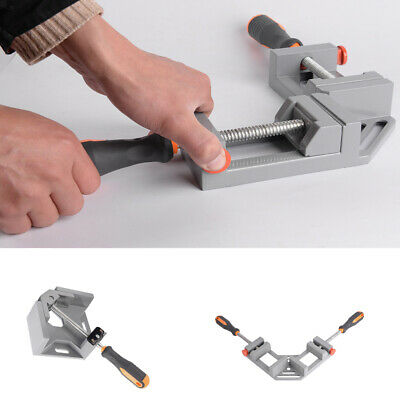 Die Cast Corner Clamp Mitre Clamp Right Angle Picture Framing Vice 2 Type