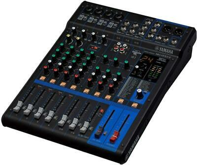 Yamaha MG Serie 10 Canale Mixing Console MG10XUF Analogico Mixer Nuovo