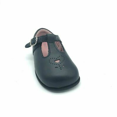 Start-rite Bubble II Girl's Shoes Navy (Atlantic) Leather 55% OFF RRP