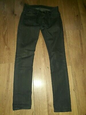 """Levis 510 Super Skinny Faded Med Grey Jeans W28"""" L30"""" - Vgc"""