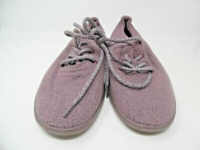 ALLBIRDS Mens Wool Runners Shoes Harvest (lilac Sole) Size 10