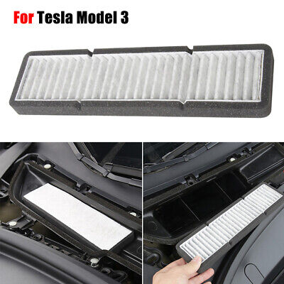 Car Accessory Air Conditioning Inlet Replacements For Tesla Model 3 White