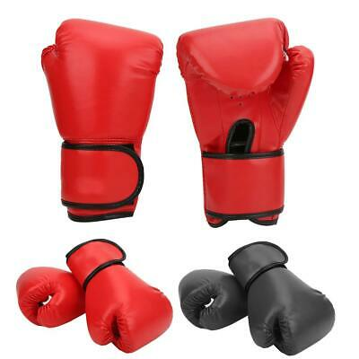 Boxing Gloves Sparring Punching Muay Thai MMA Kickboxing FightingTraining Mitts