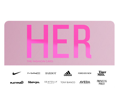 Gift Card for Her - Email Delivery