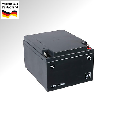 AGM Batterie passend für Ohio Medical Products 02081514300 167x176x126 mm