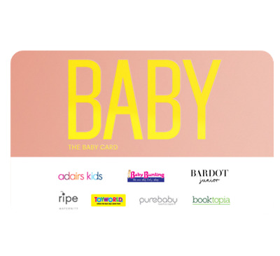 The Baby Gift Card - Email Delivery