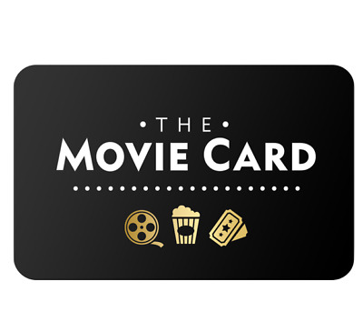 The Movie Gift Card - Email Delivery