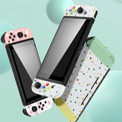 For Nintendo Switch Joy-Con Controller Housing Case / Console Back Cover Guard