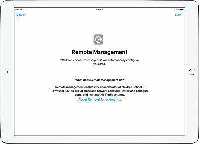 APPLE MDM/ REMOTE MANAGEMENT BYPASS iPHONE/ iPOD/ iPAD TILL IOS 13.3 SUPPORTED
