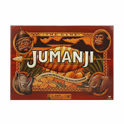 NEW Jumanji The Board Game - Family Night - Ages 5+ | SYDNEY STOCK FAST DELIVERY