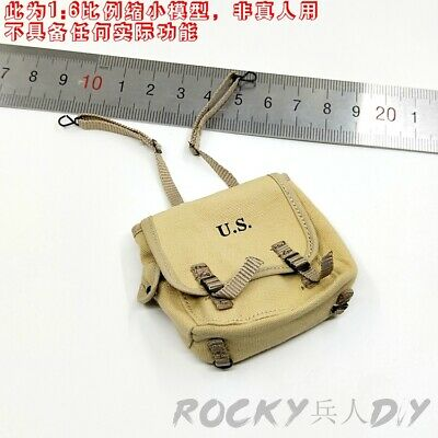 A23-03 1//6 scale SoldierStory US police ESU Dynamic Entry Tactical Backpack Kit