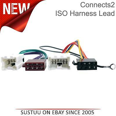 PC2-76-4 CAR STEREO ISO Wiring Harness Loom Adaptor Lead for ... on nissan brakes, nissan fuel pump, nissan fuse, nissan radiator, nissan headlights, nissan lights, nissan timing belt, nissan transformer, nissan speedometer, nissan starter, nissan oil filter, nissan throttle body, nissan water pump, nissan body harness, nissan alternator, nissan ecu, nissan engine, nissan timing chain, nissan radio harness, nissan exhaust,