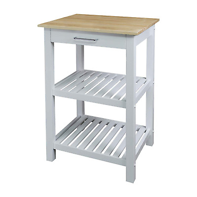 """Casual Home Sunrise Small with Solid Maple Top Kitchen Island, 22.75"""" W,"""