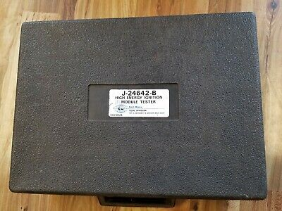 Kent Moore Special Tool Kit High Energy Ignition Module Tester J-24642-b Cs59