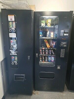 Soda + Snack Vending Machines in RENT FREE New Bedford, Massachusetts Location