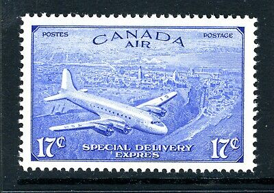 CANADA Scott CE4 - NH - 17¢ Air Mail Special Delivery (.021)