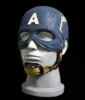 [Rookie Version] Cattoys 1:1 Captain America WEARABLE Helmet Replica Prop