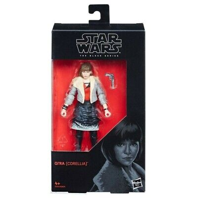 "Figurine Star Wars Black Series 6"" Solo Story Qi'ra"