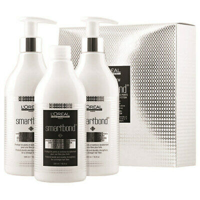 L'Oreal Professionnel Smartbond Kit Protective and Strengthener system NEW