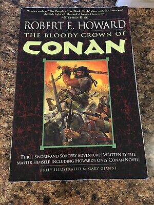 The Bloody Crown Of Conan By Robert E Howard