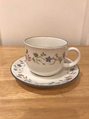 Royal Doulton Expressions Florentina cup and saucer