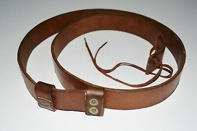 light horseWWI /& WWII British Lee Enfield SMLE Leather Rifle sling repo