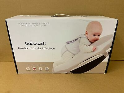 Babocush Newborn Comfort Colic & Reflux Relief Cushion Pillow for Tummy Time NEW