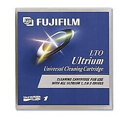 Fujifilm LTO Ultrium cleaning cartridge Data Cartridge FUJIFILM LTO 42965