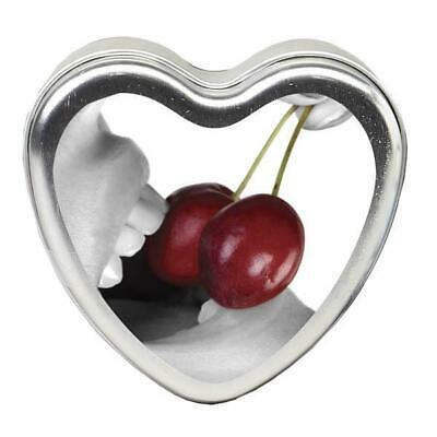 Edible Massage Candle - Cherry Flavoured - 113 g
