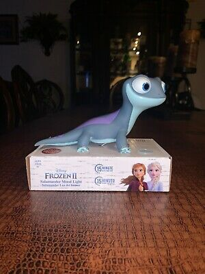 Disney Frozen 2 Bruni The Salamander Mood Light Color Changing Kid's Night Light