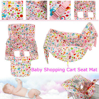AU Baby Kids Market Shopping Trolley Cart Cover Seat Child Chair