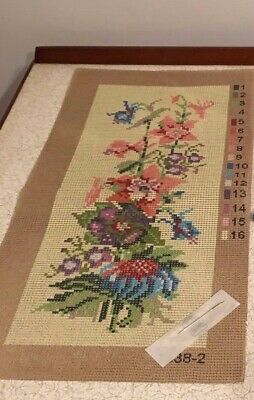TAPESTRY CANVAS Summer Meadow 24X30cm 2182H