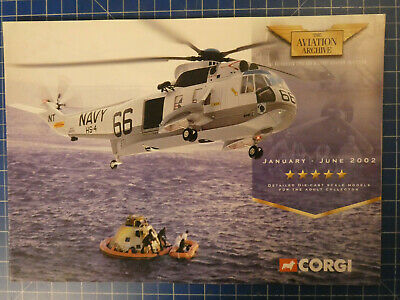 CORGI Detailed Die Cast Scale Models January June 2002 Katalog H-5526