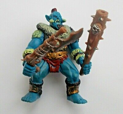 """4/"""" Toy Soldier NEW Fantasy Green Orc Warrior Plastic Action Figure 10 cm"""