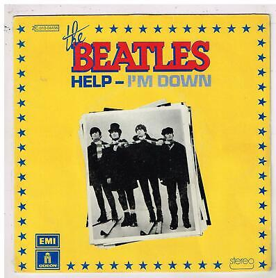 The   BEATLES         Help / I'm down                7'  SP 45 tours