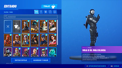 Fortnite +20 Skins (Has Save The World) Fast Shipping (Pc Only)